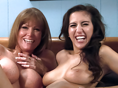 Watch girls talk subsequently their wild lesbian scene !